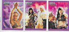 XENA THE WARRIOR PRINCES :  SEASON 6     72  CARD BASE / BASIC SET