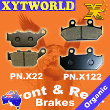FRONT REAR Brake Pads for HONDA NX 500 N/P/R/S/T 1992 1993 1994 1995 1996