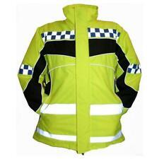 Equisafety Waterproof Hi Viz Aspey Jacket - Yellow - UK XXL