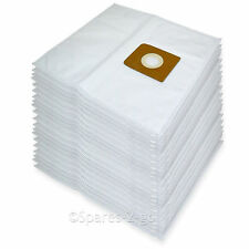 20 x Cloth Vacuum Bags For Nilfisk King Series Hoover Bag