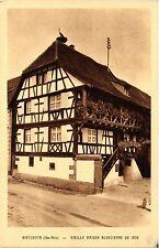 CPA   Kintzheim (Bas-Rhin) -Vieille Maison Alsacienne de 1509    (452649)
