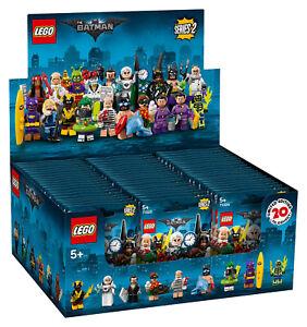Lego 71020 Display - Batman the Movie Series 2 INKL.60 Figurines New/Boxed