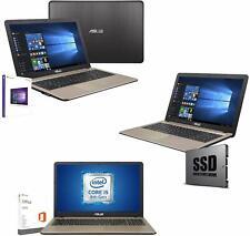 """Notebook Asus i5-8250U,Ram 4Gb,Ssd 256Gb,15.6"""",Windows 10 64bit+OFFICE 2019"""