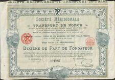 DECO => Société Méridionale des TRANSPORTS de FORCE (CARCASSONNE 11) (V)