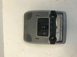 07-13 BMW X5 INTERIOR OVERHEAD DOME LIGHT LAMP OEM 9183038