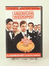 American Wedding Used  DVD  MC4A