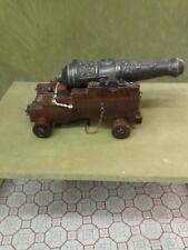 Riproduzione Cannone In Legno