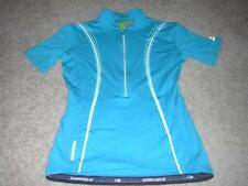 ICEBREAKER Women's Bike Halo Women's Short Sleeve Cycling Jersey Top Sz XS NWT