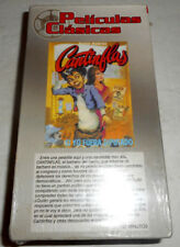 RARE Cantinflas (NEW SEALED 2 VHS) Mario Moreno  SI YO FUERA DIPUTAO in SPAINISH