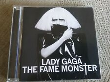 lady gaga the fame monster cd 2 disc cd freepost in very good condition