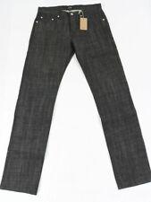 NEW APC NEW STANDARD RAW Black Denim Jeans Size 28 BNWT