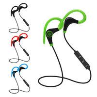 Wireless Bluetooth 4.1 Headset Stereo Headphone Sport Earphone Handfree EarEB