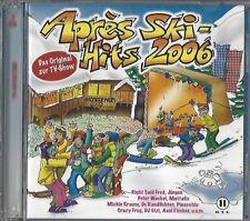 APRES SKI HITS 2006 * NEW 2CD * NEU *