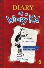 Diary of a Wimpy Kid (Book 1) by Kinney, Jeff Paperback Book The Cheap Fast Free