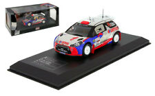 IXO Citroen DS3 RRC Italian Rally 2013 - Robert Kubica 1/43 Scale