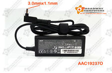 Original Adapter Charger For  Acer TravelMate B117-M B117-MP 19V 2.37A 45W