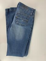Mudd Jeans, Medium Wash - Juniors Size 5 Regular Stretch Spandex