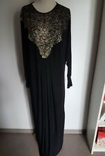 Abaya caftan takchita jabador robe marocaine orientale grande taille