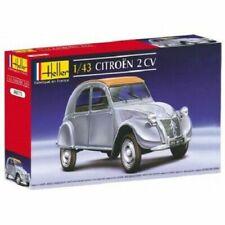 Oldtimer 1 43 Citroen 2CV pato (Heller 80175)