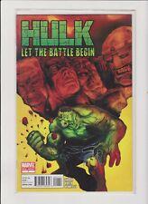 Hulk : Let the Battle Begin 1 One Shot . Marvel 2010