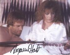 ROXANNE HART as Brenda Wyatt - Highlander GENUINE AUTOGRAPH UACC (R19804)