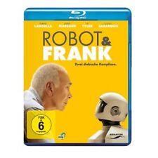 ROBOT & FRANK  (FRANK LANGELLA/JAMES MARSDEN/SUSAN SARANDON/+)  BLU-RAY NEU
