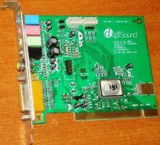 Scheda audio PCI Ennyah Digisound (chip MCI8738)
