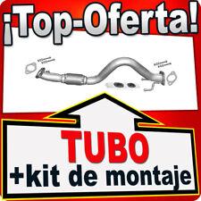 Pantalones de Tubo VW GOLF V VI PLUS EOS BEETLE JETTA A5 A6 TOURAN 1.4 TSi ARK