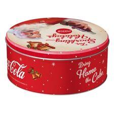 Coca Cola For Sparkling Holidays Vorratsdose  rund