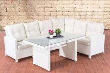 Weiße Garten-Garnituren & -Sitzgruppen aus Polyrattan günstig kaufen ...