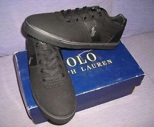 New Mens Designer RALPH LAUREN Hanford Trainers Shoes size UK 11