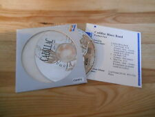 CD Ethno Cadillac Blues Band - Lost Friend (3 Song) Promo INAK + Presskit