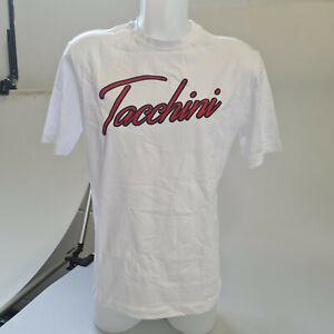 Sergio Tacchini T-Shirt Force Tee Weiß Herren Gr. M