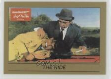 1993 Eclipse James Bond 007 Series 1 #4 The Ride Non-Sports Card 0w6
