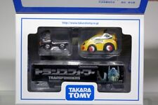 TAKARA TOMY TOMICA 2011 shareholder set Transformers & Pokemon Choro Q Pikachu