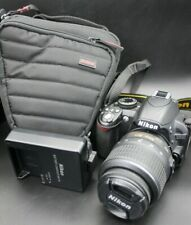 Nikon D3100 BLACK 14.2MP Digital SLR Camera- (KIT w/AF-S DX VR II 18-55mm Lens)