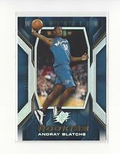 2005-06 SPx #111 Andray Blatche RC Rookie Wizards /1499