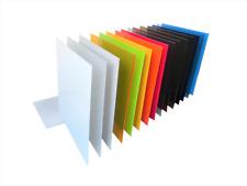 3mm Plexiglas® Acrylglas Zuschnitt verschiedene / diverse Farben