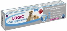 Logic Oral Hygiene Gel for Cats & Dogs Pet Toothpaste 70g With Free Finger Brush