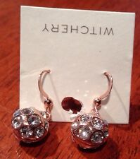 Witchery New Rose Gold Earrings $34.95  Unique