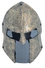 New  Full Face Wire Mesh Protection Airsoft Paintball Sparta Mask PROP A617 Gift