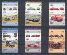 Nanumea - Tuvalu / Satz 3  Auto   / Automobil  Oldtimer ** Leaders of the World