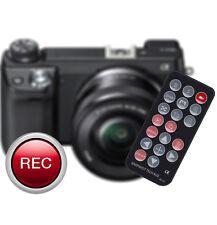 Remote for Sony A6500 A6300 A6000 A7 A7R 2 NEX-6 5T 7 A99 A57 A77 II RMT-DSLR2