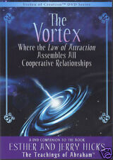 Abraham-Hicks Esther DVD The Vortex - NEW