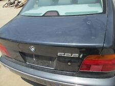 BMW E39 TRUNK LID shell 525i 528i 530i 540i 97-98-1999-2000-01-2002-2003