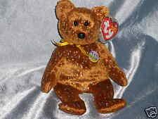 2003 Ty Beanie Baby Decade the Bear  Born Jan.22, 2003 ( 8 1/2 )