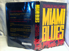 MIAMI BLUES by Charles Willeford FIRST EDITION!!!