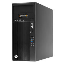 HP Z230 Workstation Xeon E3-1240LV3 RAM 16GB SSD 256 GB NVIDIA QUADRO 600 WIN10