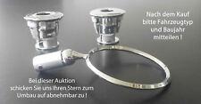 Lassen Sie Ihren Mercedes-Stern umbauen auf abnehmbar / Magnetsystem