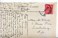 Genealogy Postcard - Family History - Whirter - Inverkeithing - Fife   V859
